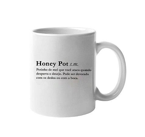 Caneca Honey Pot