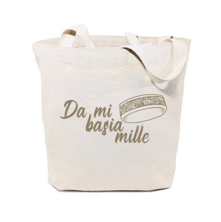 Ecobag 'Da Mi Basia Mille'