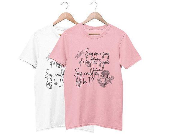 Camiseta Sing Me A Song