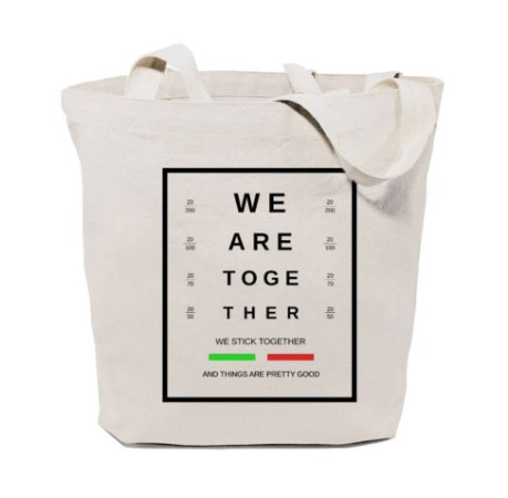 Ecobag We Are Together