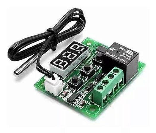 Termostato Digital E Controlador De Temperatura