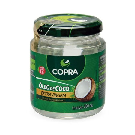 Óleo de Coco 200ml