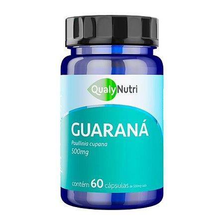 Guaraná – 500mg - 60 Cápsulas