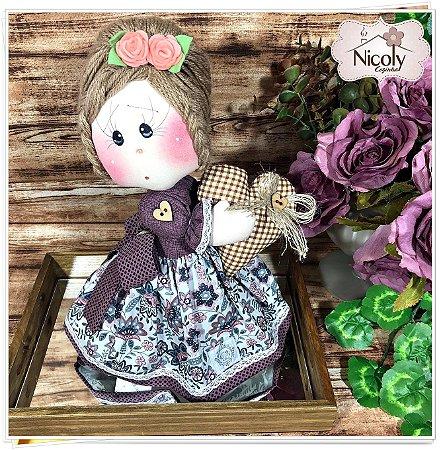 Boneca Decorativa - Libelula.