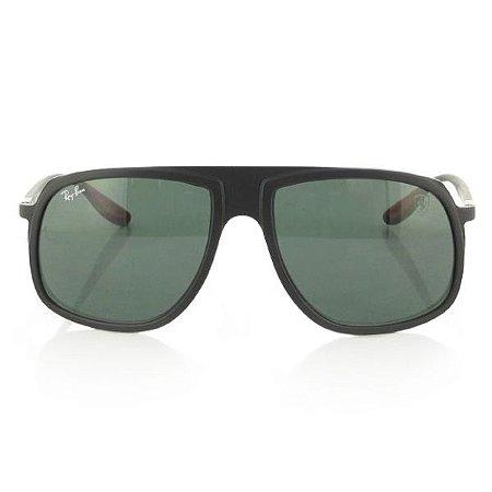 Óculos de Sol Ray-Ban RB4308 Scuderia Ferrari Collection preto
