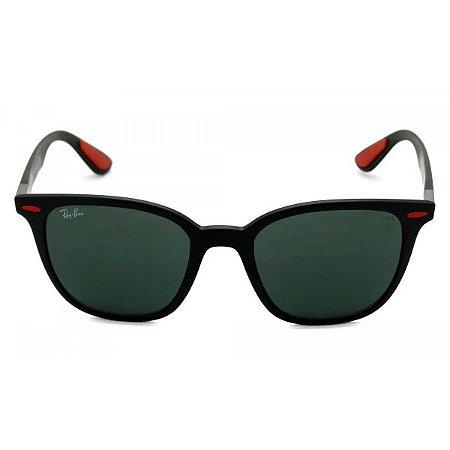 Óculos de Sol Ray-Ban RB4297 Scuderia Ferrari preto/verde
