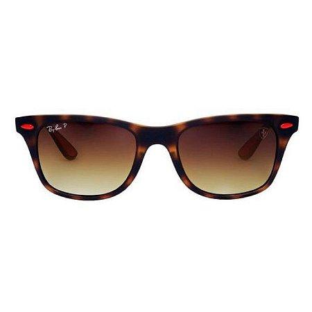 Óculos de Sol Ray-Ban RB4297 Scuderia Ferrari tartaruga