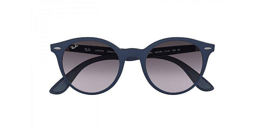 Óculos de Sol Ray-Ban RB4296 Scuderia Ferrari preto degradê