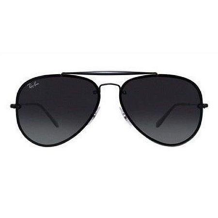 Óculos de Sol Ray-Ban RB3584 Blaze Aviador preto