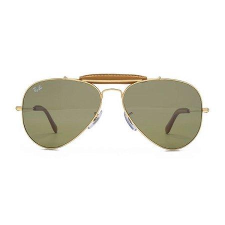Óculos de Sol Ray-Ban RB3029 Caçador verde / dourado