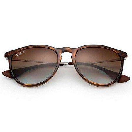 Óculos de Sol Ray-Ban RB4171 Erika tartaruga polarizado