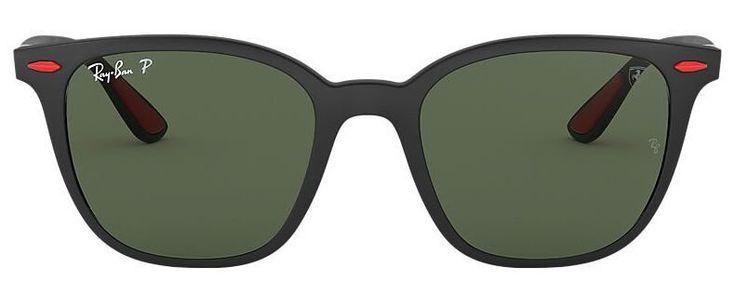 Óculos de Sol Ray-Ban RB4297 Scuderia Ferrari preto/preto