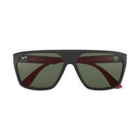 Óculos de Sol Ray-Ban RB4309 Scuderia Ferrari Collection Preto