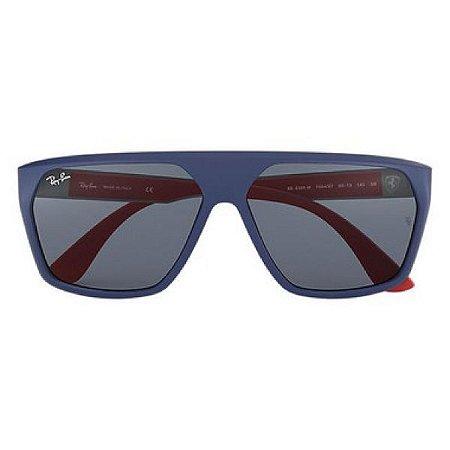 Óculos de Sol Ray-Ban RB4309 Scuderia Ferrari Collection azul