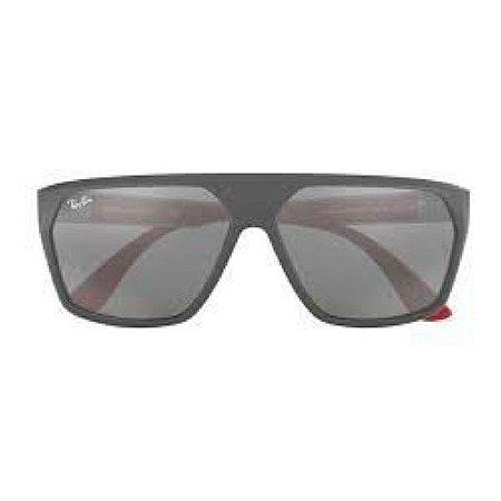 Óculos de Sol Ray-Ban RB4309 Scuderia Ferrari Collection Prata