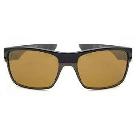Óculos de Sol Oakley Holbrook marrom - polarizado