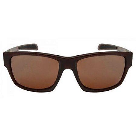 Óculos de Sol Oakley Jupiter marrom squared - polarizado
