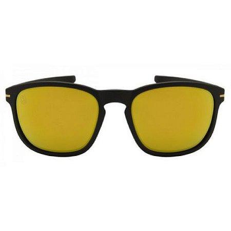 Óculos de Sol Oakley Enduro dourado Iridium - polarizado