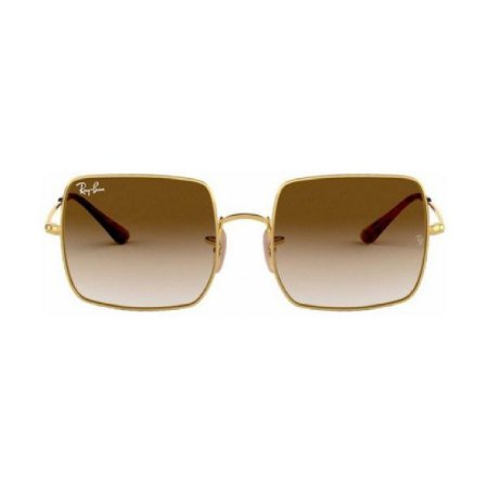 Óculos de Sol Ray-Ban RB1971 Square marrom degradê
