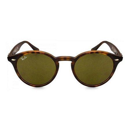 Óculos de Sol Ray-Ban RB2180 round Propionato - marrom tartaruga