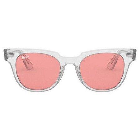 Óculos de Sol Ray-Ban Rb2168 Meteor Evolue transparente / rosa