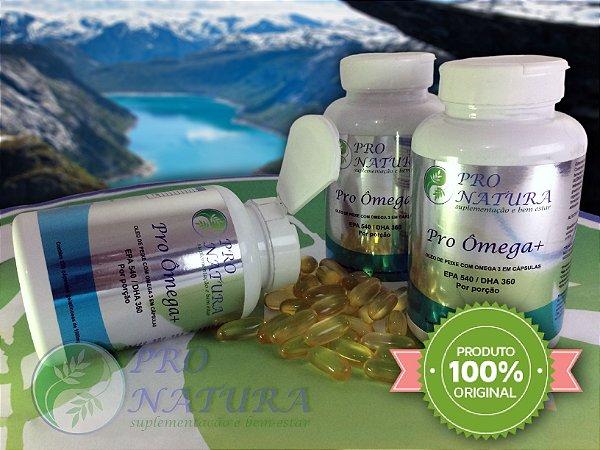 Ômega 3 Pro Omega+ | Pro Natura