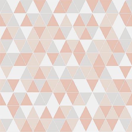 Adesivo de Parede Personalizado Geométricos Para Quarto de Adolescente