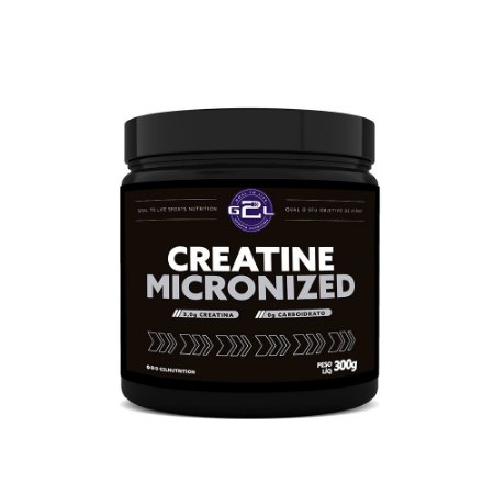CREATINE MICRONIZED G2L 300G