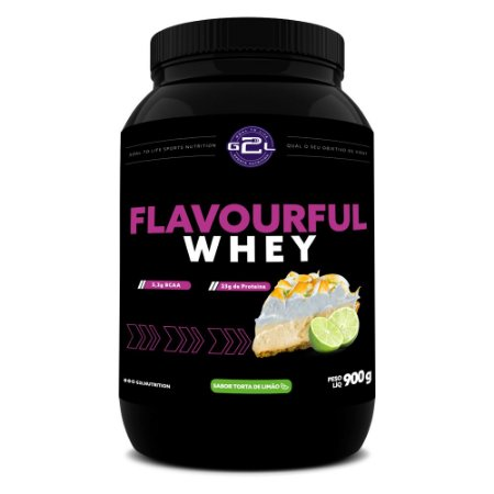 FLAVOURFUL WHEY G2L 900G