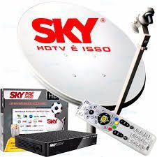 SKY Pré Pago Flex HD