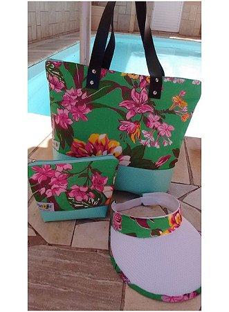 Kit Verão Florido