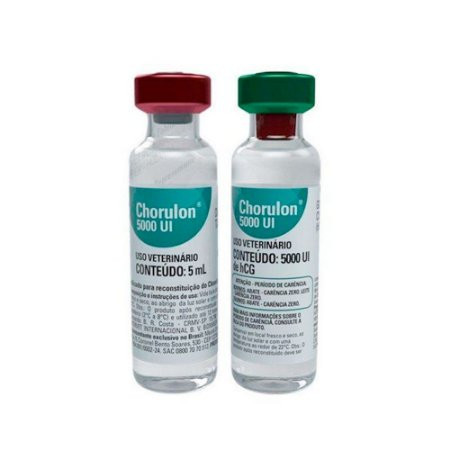 Chorulon 5000 u.i. - Gonadotrofina - HCG
