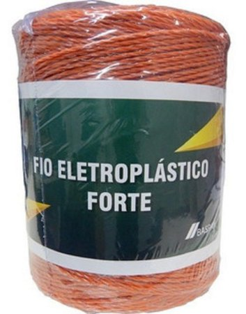 Fio Eletroplástico Especial P/ Cerca Elétrica