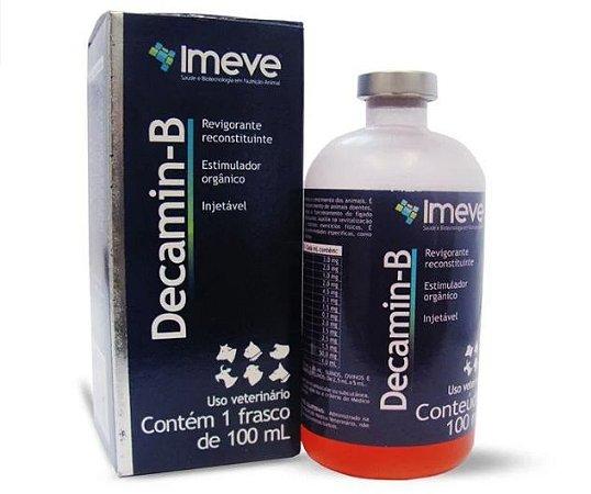 Decamin B Modificador Orgânico - Bcaa Injetável - 100 ml