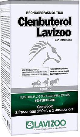 Clenbuterol Lavizoo 250 ml - Clembuterol