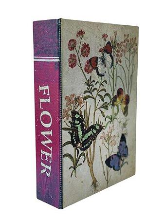 Caixa de Decorativa Flower