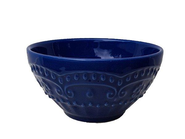 Tigelinha Bowl Greek Azul Navy
