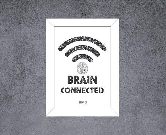 Quadro Brain Connected
