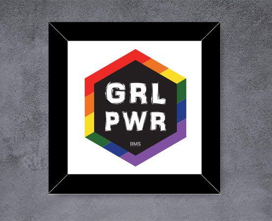 Quadro GRL PWR Diversidade