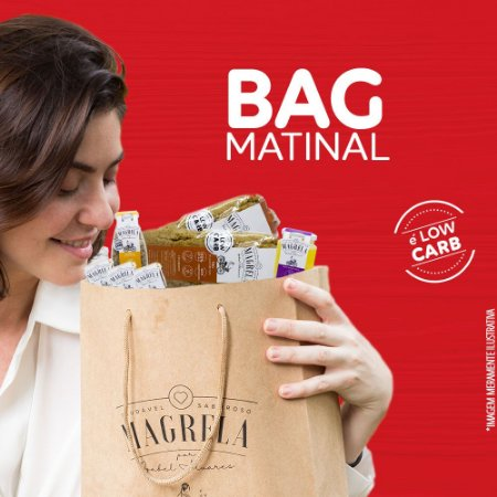 Bag Low Carb Matinal