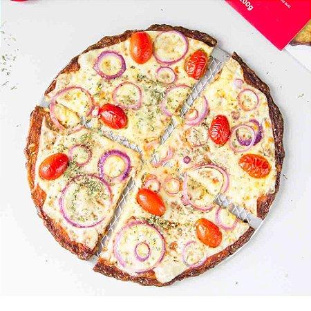 Massa de Pizza de Couve-Flor Low Carb