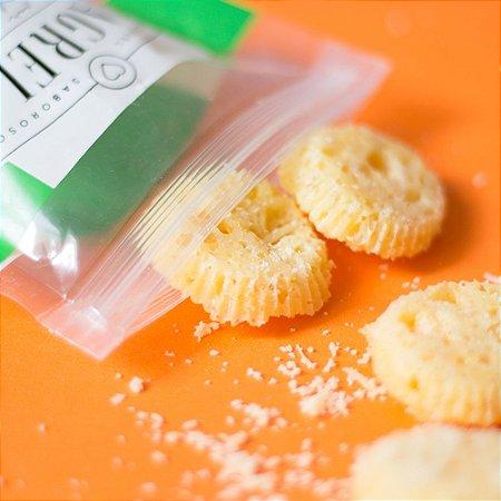 Chips de Queijo Tomilho Low Carb