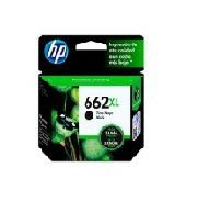 HP CZ105AB 662XL CARTUCHO DE TINTA PRETO (6,5 ml)