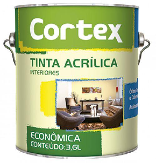 Tinta Acrílica Cortex