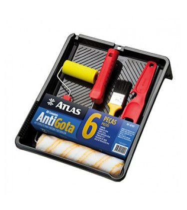 Kit Completo para Pintura AT1017