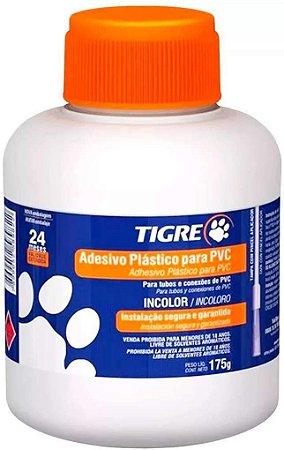 ADESIVO PVC INCOLOR FRASCO 175G