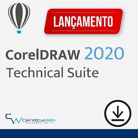 CorelDRAW Technical Suite 2020