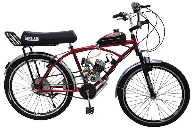 Bicicleta Motorizada Caiçara XR Motor 80cc - Bikelete