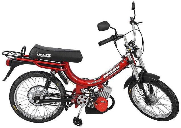 Bicicleta Motorizada Moby 2 Tempos 60cc Bikelete