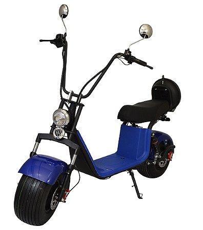 Moto Elétrica Chopper 1000w Bateria de Lítio